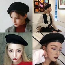 Unisex Men Lady Mix Wool Military Special Force Army French Artist Hat Cap Beret