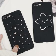 Cute 3D Hollow Stars Case For iphone 7 6 6s Plus Cover Fashion Smile Twinkle Sta