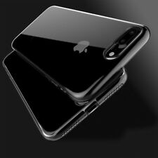 For iPhone 6 6S 7 8 Plus Case Silicone Clear Cover Bumper Rubber Protective TPU
