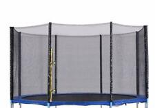 Replacement 12'-15' Trampoline Netting Safety Net without Pole S12-S15EN