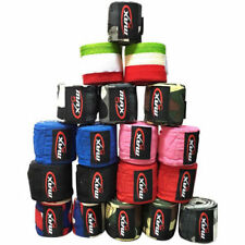 MAX5 Fist Boxing Inner Gloves Mitts MMA Cotton Pair Boxing Hand Wraps Bandages