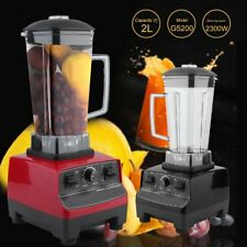 NEW Commercial Blender - Mixer Juicer Food Processor Smoothie Ice Crush RL