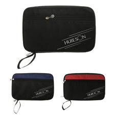 Ping Pong Paddle Pouch Bag Table Tennis Racket Case Bag with Zipper Pocket