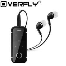 New Stereo Sport Bluetooth Headset Earphones Headphones Microphone Clip-ON Heads