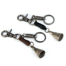 Badminton Key Ring Leather Keychain Keyring Chrismas Gift Women Key Ring