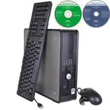 DELL SFF CoreDuo 3GHz-CPU 4Gb-RAM 500Gb-HDD DVD/CDRW MsOffice Win-XP Pro3 Kbd+Ms
