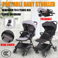 Portable Lightweight Baby Strollers Foldable Baby Pram Pushchairs Plane Carry-on