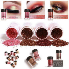 Eyeshadow Pigment Shimmer Glitter Eye Shadow Loose Powder Makeup Palette