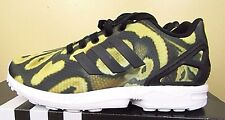 Adidas Zx Flux Torsion Snake Print Ladies Trainers