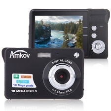 Digital Camera Hd 18mp 2 7 Tft 8x Zoom Camcorder Anti Shake Video Lcd Dv Us 720