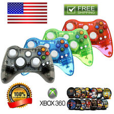 Wireless/ USB Wired Game Controller Gamepad Joystick For Xbox 360/Xbox One &PC