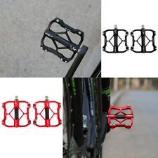 Aluminium Alloy Carbon Tube Bike Pedals Mountain MTB Bicycle Pedals 3 Bearings