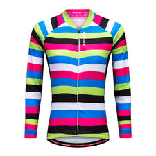 Winter Cycling Bicycle Bike Jacket Thermal Windproof Long Sleeve Jersey Tops