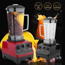 NEW Commercial Blender - Mixer Juicer Food Processor Smoothie Ice Crush R6