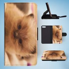 PERSIAN CAT 11 FLIP WALLET CASE COVER FOR IPHONE 8 PLUS