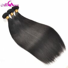 "Brazilian Straight 1 Piece 100% Human Hair Weave 10-28"" Non Remy"