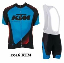 TELEYI KTM Maillot Ciclismo Cycling Jersey Short Sleeve Ropa Ciclismo Bicycle Bi