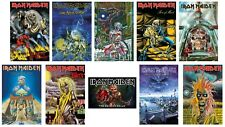 Iron Maiden Poster Flag  - Tapestry Fabric Cloth Wall Banner Official