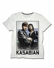 Kasabian English Rock Band Amplified Officially Licensed Various Sizes T- Shirt