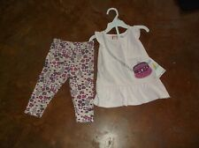 NWT Girls 12 , 18 & 24 Months Baby Togs Pants Set $32