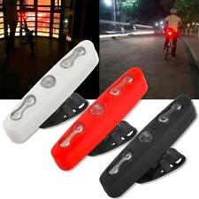 Cycling Bicycle Bike Front/Rear Light Tail Safety Warning 5 LED Flashing Lamp