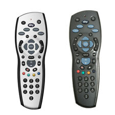 Brand New Sky+ Plus HD BOX Rev 9 TV Replacement Remote Control Silver/Black