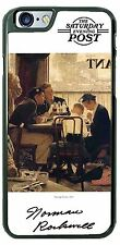 Norman Rockwell Saying Grace Phone Case Cover for iPhone Samsung LG iPod