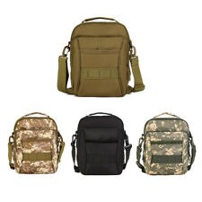 Tactical Molle Messenger Shoulder Bag Outdoor Sports Hunting Hiking Hand Bag