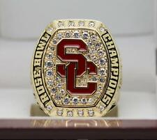 2017 University of Southern California Trojans Rose Bowl championship ring 8-14S