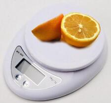 5kg/1g 40kg/10g Scale Digital Electronic Kitchen Food Diet Postal Weight Balance