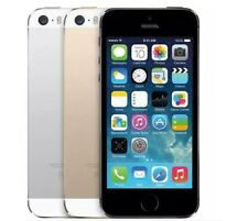 Unlocked Apple iPhone 5S Mobile With Touch ID 64GB 32GB 16GB Cell Phone ,.