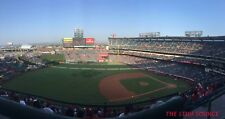 2 Indians vs Los Angeles Angels 4/2 Tickets 2018 OPENING DAY FRONT ROW On Aisle