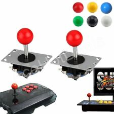 2pcs Arcade joystick DIY Joystick Ball 4/8 Way Joystick Fighting Stick Parts
