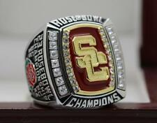 2009 University of Southern California Trojans Rose Bowl championship ring 8-14S