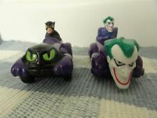 Vtg 1991 Cat Woman Batman Mcdonalds Toy Happy Meal The Joker 1993 DC Comics