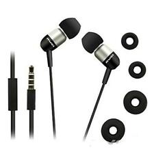 3.5mm In-ear Awei ESQ8i Stereo Bass Earphone With Mic For iPhone 6S Samsung MP4
