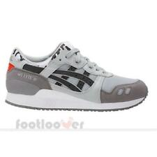 Asics Gel Lyte III GS C7A2N 9696 EB juniors running grey aluminium shoes sneaker
