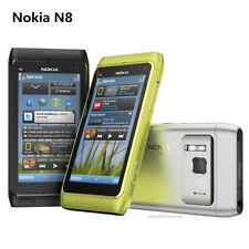 "Unlocked Nokia Lumia N8 N8-00 - 3.9"" 3G Wifi 16GB 8MP NFC Smartphone Free Ship"