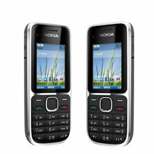 Original Nokia C2-01 Mobile Phone C2 Refurbished GSM/WCDMA 3G Phone Hot Selling