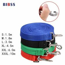 Dog Pet Lead Leash for Dogs Cats Red Green Blue Nylon Walk Dog Leash Training Do
