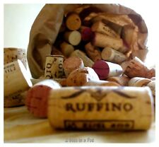 Corks, used, no synthetics lots of 50 100 200 300 400 500+  FREE SHIPPING!!!
