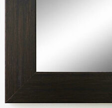 Wall Mirror Bathroom Mirror Hall Dressing Room Landhaus Lecce Dark Brown 3,9