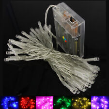 2M-10M LED String Lights 3*AA Battery Operated Waterproof Fairy LED Christmas