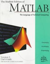 The Student Edition of Matlab Version 5 User's Guide