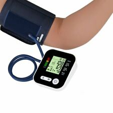 New Automatic Digital Electronic Blood Pressure Monitor Upper Arm Free Postage U