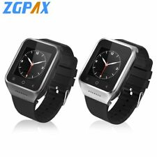 ZGPAX S8 WIFI Camera GPS Smart Watch 3G GSM Phone Mate Camera 4GB Android 4.4 BS
