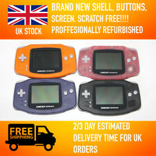 Fully Refurbished - Nintendo GameBoy Advance - GBA - NEW SCREEN, SHELL, BUTTONS