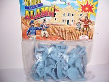 MIB CTS Legend of the Alamo playset Shako Hat Mexicans, Series Two, blue