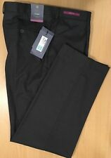 M&S COLLECTION LUXURY Pure Wool Single Pleat Trousers