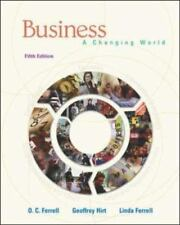Business: A Changing World (Book & CD-ROM)